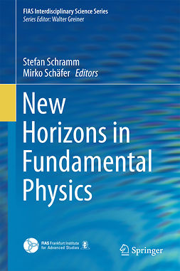 Schramm, Stefan - New Horizons in Fundamental Physics, e-bok