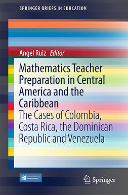 Ruiz, Angel - Mathematics Teacher Preparation in Central America and the Caribbean, ebook