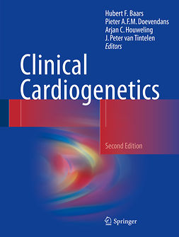 Baars, Hubert F. - Clinical Cardiogenetics, ebook