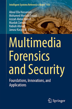 Ahmad, Rabiah - Multimedia Forensics and Security, ebook