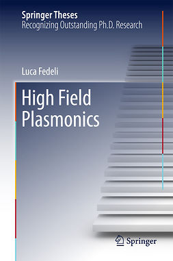 Fedeli, Luca - High Field Plasmonics, ebook