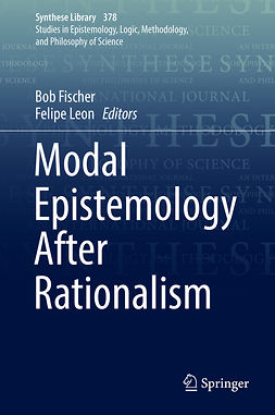 Fischer, Bob - Modal Epistemology After Rationalism, e-bok