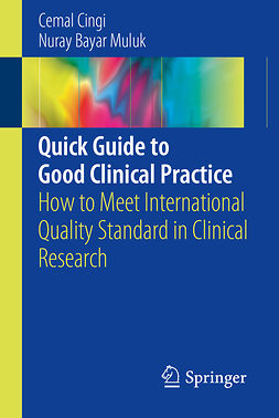 Cingi, Cemal - Quick Guide to Good Clinical Practice, ebook