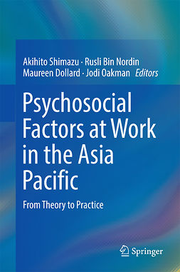 Dollard, Maureen - Psychosocial Factors at Work in the Asia Pacific, ebook