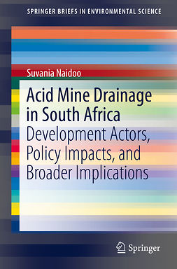 Naidoo, Suvania - Acid Mine Drainage in South Africa, ebook