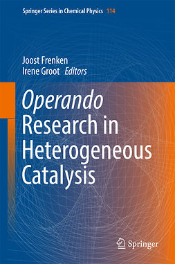 Frenken, Joost - Operando Research in Heterogeneous Catalysis, ebook