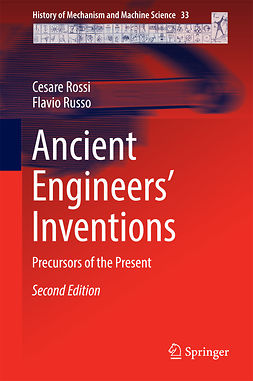 Rossi, Cesare - Ancient Engineers' Inventions, ebook
