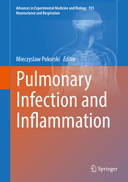 Pokorski, Mieczyslaw - Pulmonary Infection and Inflammation, e-kirja