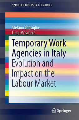 Consiglio, Stefano - Temporary Work Agencies in Italy, ebook