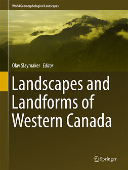 Slaymaker, Olav - Landscapes and Landforms of Western Canada, ebook