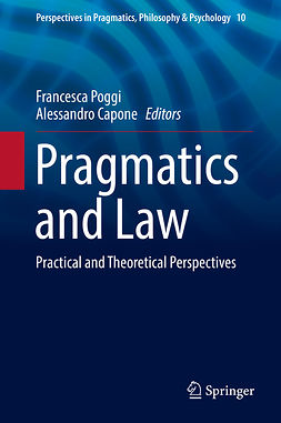 Capone, Alessandro - Pragmatics and Law, e-kirja
