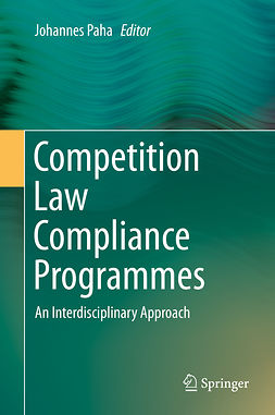 Paha, Johannes - Competition Law Compliance Programmes, ebook