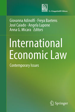 Adinolfi, Giovanna - International Economic Law, ebook