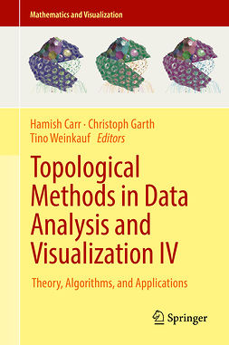 Carr, Hamish - Topological Methods in Data Analysis and Visualization IV, e-kirja