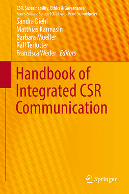 Diehl, Sandra - Handbook of Integrated CSR Communication, e-kirja