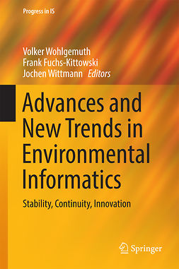 Fuchs-Kittowski, Frank - Advances and New Trends in Environmental Informatics, ebook