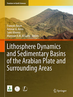 Amin, Ammar A. - Lithosphere Dynamics and Sedimentary Basins of the Arabian Plate and Surrounding Areas, e-kirja