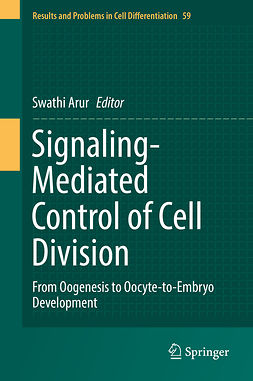 Arur, Swathi - Signaling-Mediated Control of Cell Division, ebook