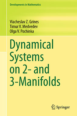 Grines, Viacheslav Z. - Dynamical Systems on 2- and 3-Manifolds, e-bok
