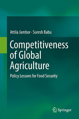 Babu, Suresh - Competitiveness of Global Agriculture, ebook
