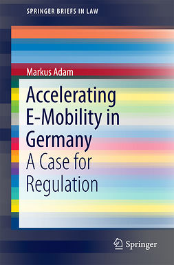 Adam, Markus - Accelerating E-Mobility in Germany, ebook