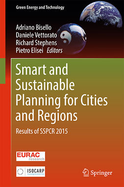 Bisello, Adriano - Smart and Sustainable Planning for Cities and Regions, e-bok