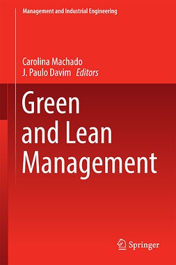 Davim, J. Paulo - Green and Lean Management, ebook