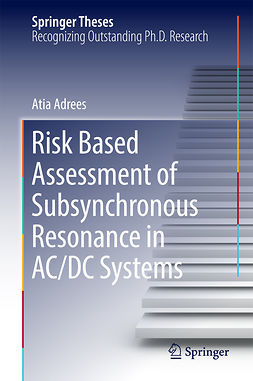 Adrees, Atia - Risk Based Assessment of Subsynchronous Resonance in AC/DC Systems, e-kirja