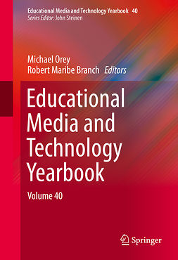Branch, Robert Maribe - Educational Media and Technology Yearbook, e-kirja