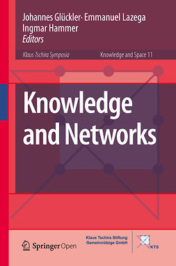 Glückler, Johannes - Knowledge and Networks, ebook