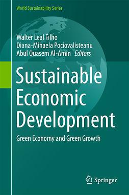 Al-Amin, Abul Quasem - Sustainable Economic Development, e-kirja