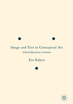 Kalyva, Eve - Image and Text in Conceptual Art, ebook