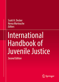 Decker, Scott H - International Handbook of Juvenile Justice, e-bok