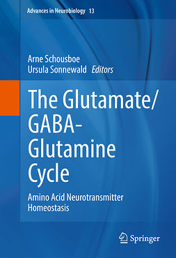 Schousboe, Arne - The Glutamate/GABA-Glutamine Cycle, e-bok