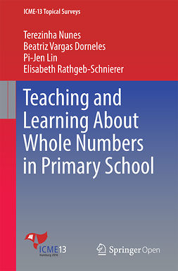 Dorneles, Beatriz Vargas - Teaching and Learning About Whole Numbers in Primary School, e-bok