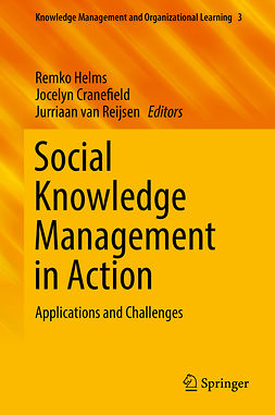 Cranefield, Jocelyn - Social Knowledge Management in Action, e-kirja