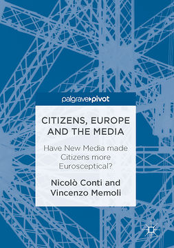 Conti, Nicolò - Citizens, Europe and the Media, ebook