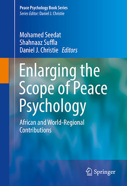 Christie, Daniel J. - Enlarging the Scope of Peace Psychology, ebook
