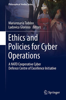 Glorioso, Ludovica - Ethics and Policies for Cyber Operations, e-bok