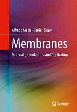 Maciel-Cerda, Alfredo - Membranes, ebook