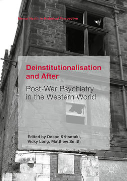 Kritsotaki, Despo - Deinstitutionalisation and After, ebook