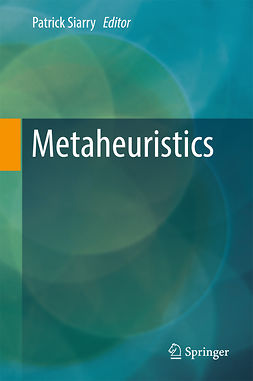 Siarry, Patrick - Metaheuristics, ebook
