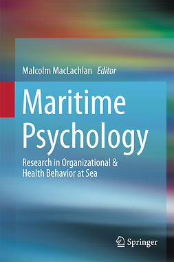 MacLachlan, Malcolm - Maritime Psychology, ebook