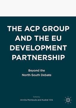 Montoute, Annita - The ACP Group and the EU Development Partnership, ebook