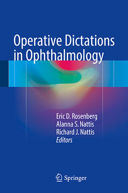 Nattis, Alanna S. - Operative Dictations in Ophthalmology, ebook
