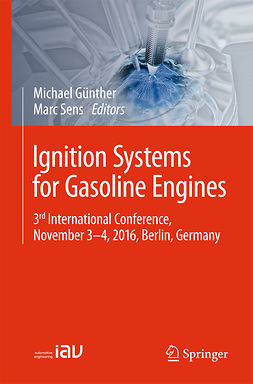Günther, Michael - Ignition Systems for Gasoline Engines, ebook