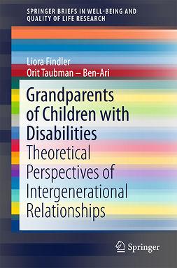 Ben-Ari, Orit Taubman – - Grandparents of Children with Disabilities, e-bok