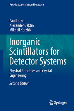Gektin, Alexander - Inorganic Scintillators for Detector Systems, ebook