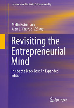 Brännback, Malin - Revisiting the Entrepreneurial Mind, e-bok