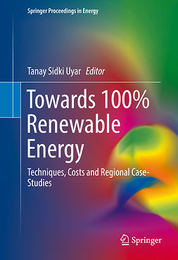 Uyar, Tanay Sidki - Towards 100% Renewable Energy, ebook